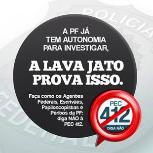 Diga NÃO à PEC 472