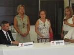 Psicólogas foram apresentadas aos Representantes Sindicais na reunião do dia 17/03