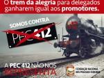 contra PEC 412